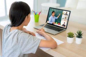 lợi ích của việc học online hiện nay