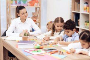 phương pháp dạy học tích cực trong trường mầm non