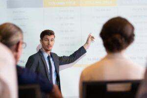 quy trình đào tạo doanh nghiệp