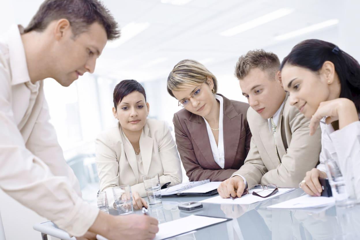 quy trình đào tạo nhân viên mới
