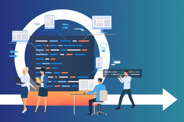 Trường học trực tuyến: Xây dựng cấu trúc khóa học